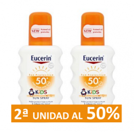 Eucerin Sun spray Kids SPF50+ 2x200ml