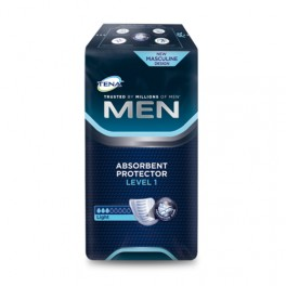 Tena Men Protector absorbente Level 1 24 unidades