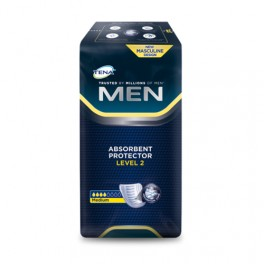 Tena Men Protector absorbente Level 2 20 unidades