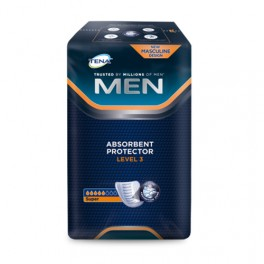 Tena Men Protector absorbente Level 3 16 unidades
