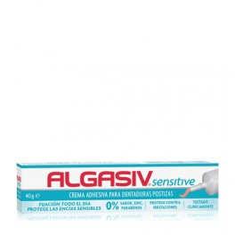 Algasiv Crema Adhesiva Sensitive 40g